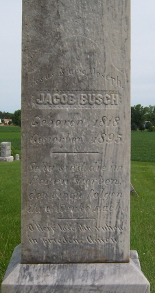 Jacob Jacques Busch
