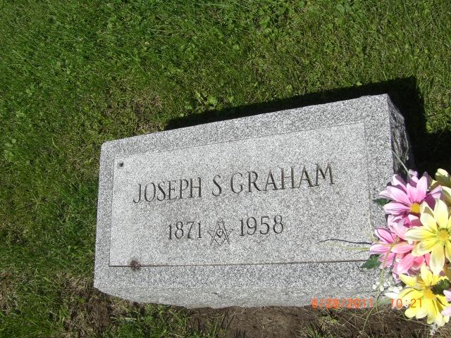 Joseph S Graham
