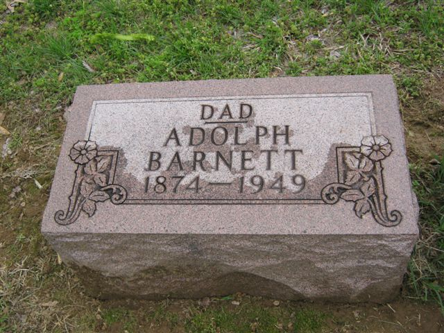 Adolph Barnett