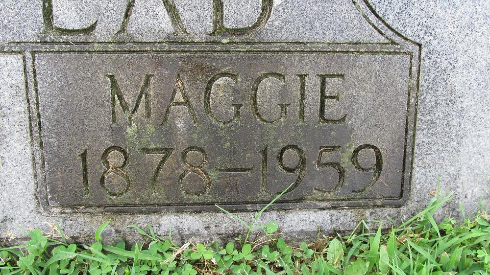 Maggie <i>McDonald</i> Armistead
