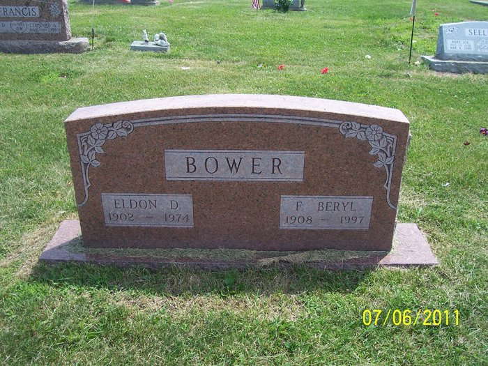 Eldon Delbert Bower