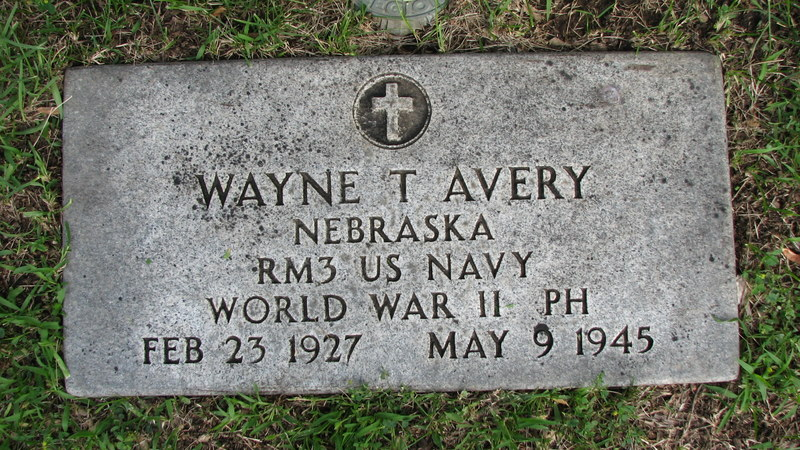 Wayne Thomas Avery