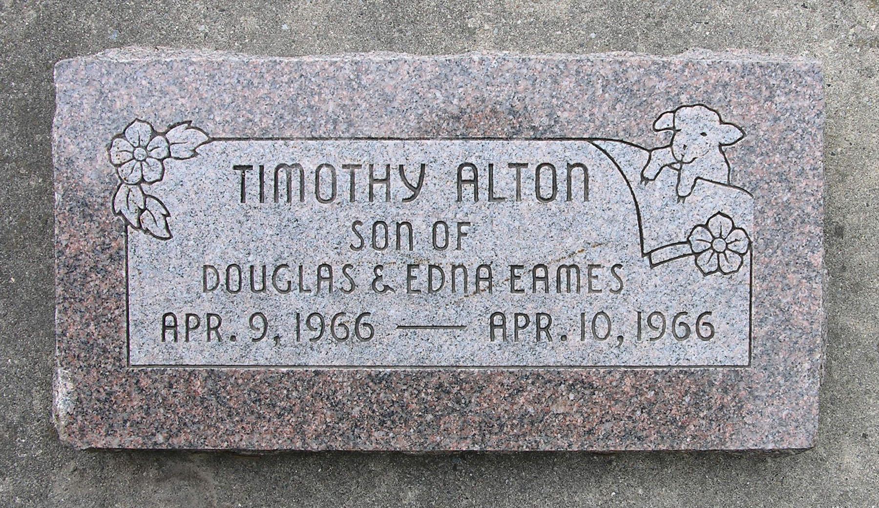 Timothy Alton Eames