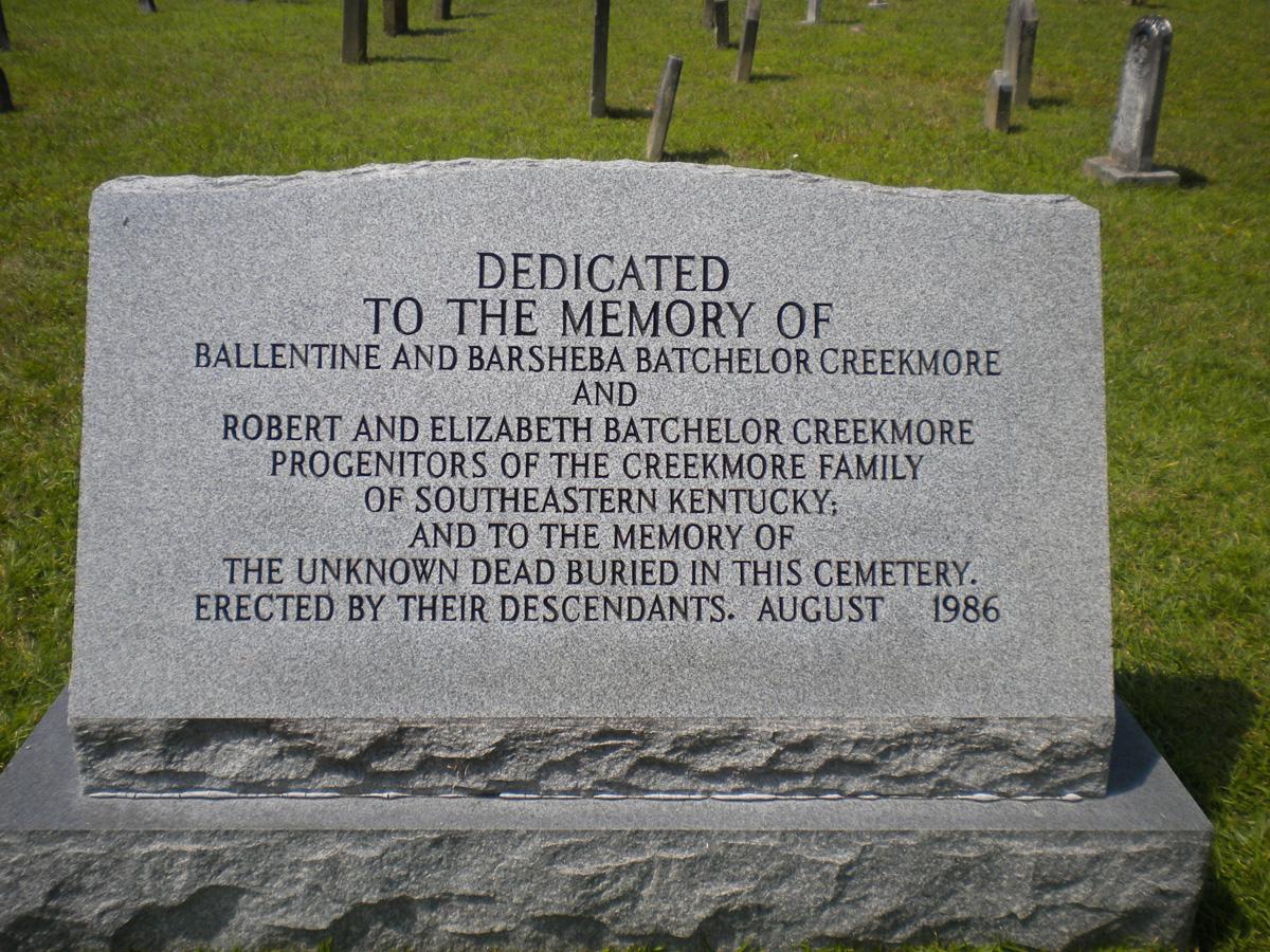 Jellico Creek Cemetery