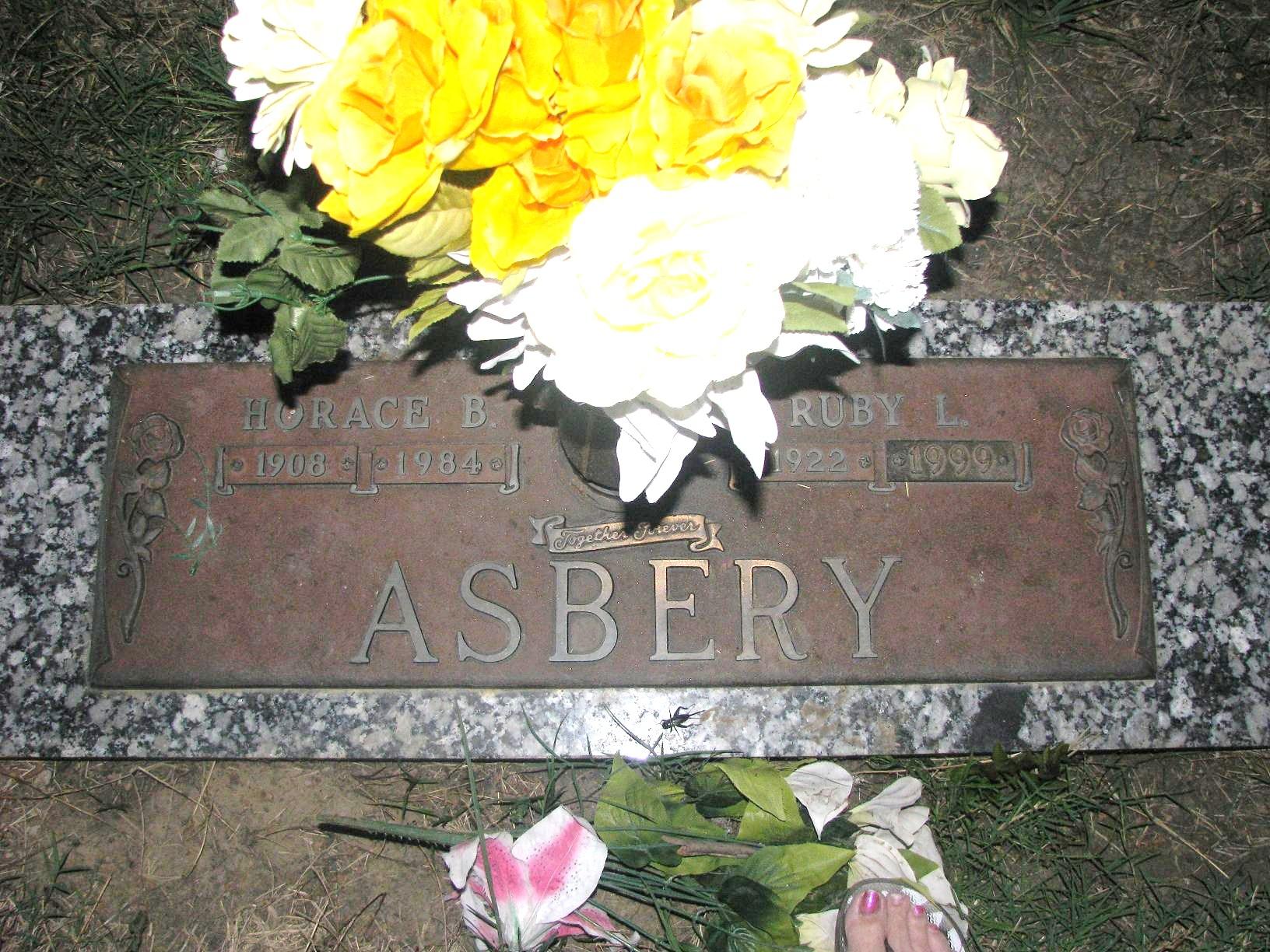 Ruby Louise <i>Carroll</i> Asbery
