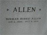 Norman Burke Allen