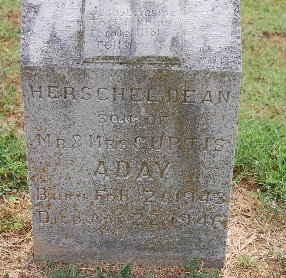 Herschel Dean Aday