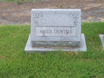 Amelia Crowther