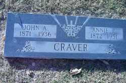 Annie <i>Hanna</i> Craver