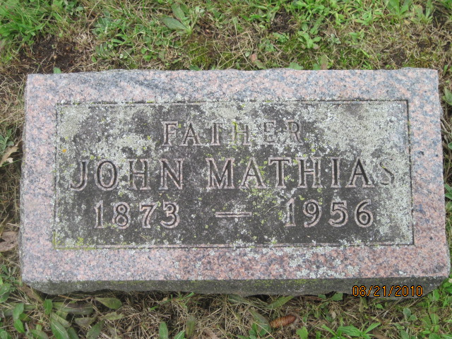 John Mathias Adrion