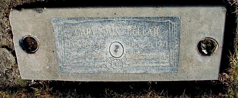 Gary Don Bellah
