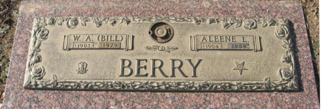 Aleene L Berry