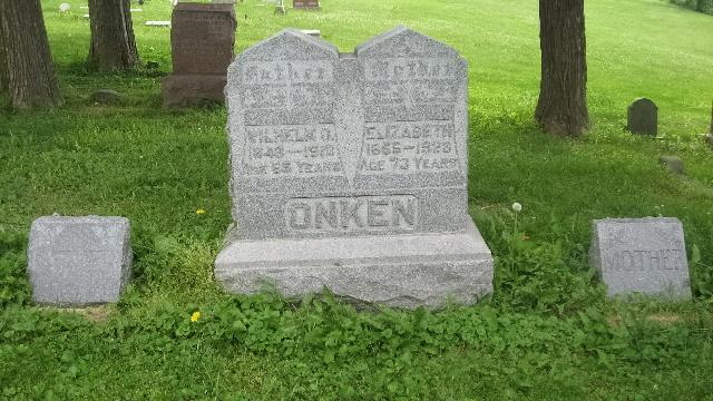 Elizabeth <i>Hardwick</i> Onken