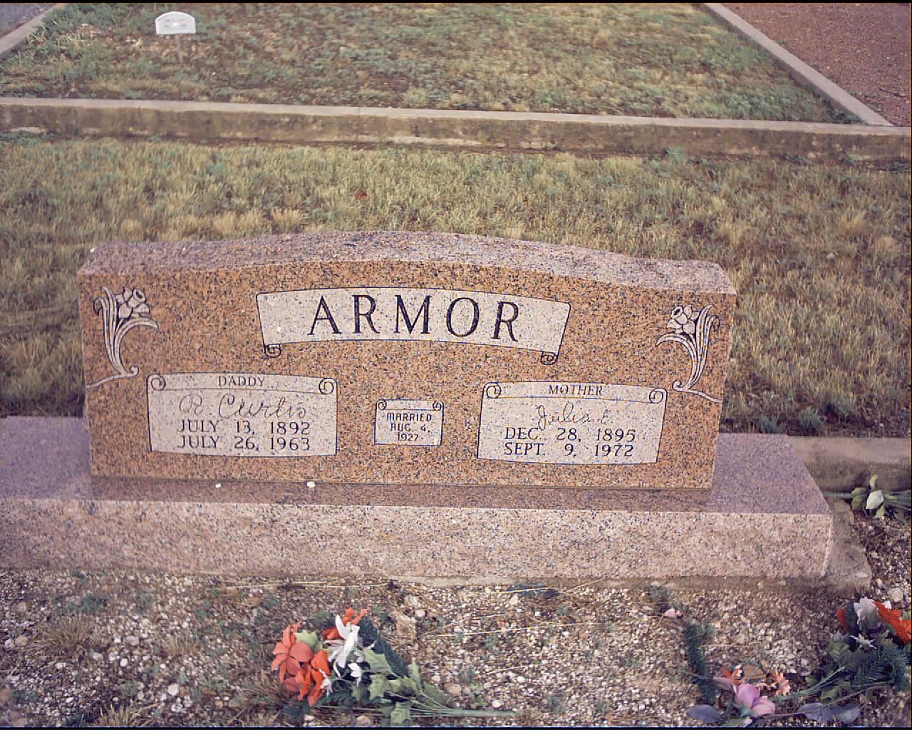 Julia E. Armor