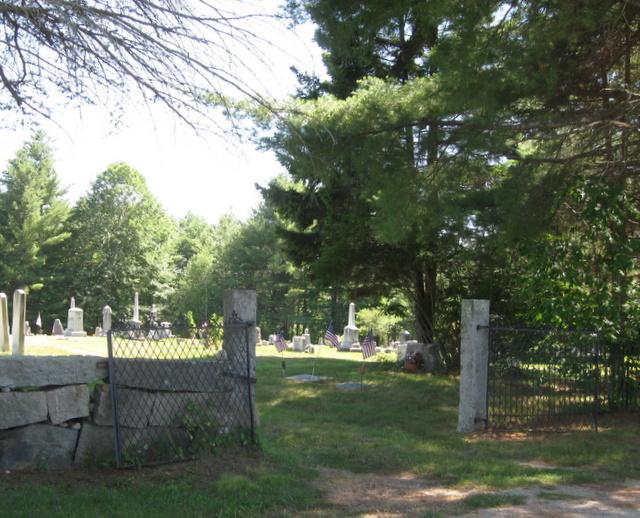 Limington Village Cemetery