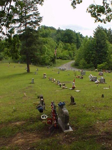 White Oak Gap Cemetery