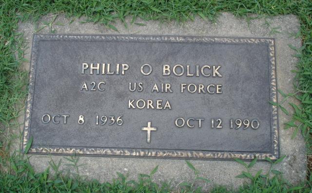Philip Osborne Bolick
