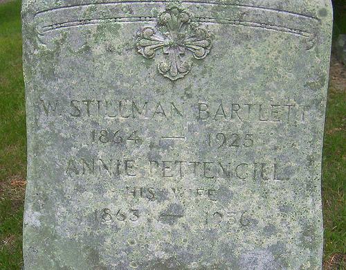 Annie <i>Pettengill</i> Bartlett