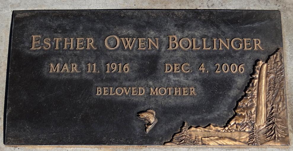 Esther Owen Bollinger