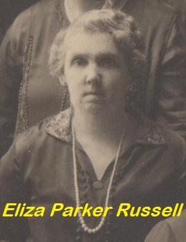 Eliza Burningham <i>Parker</i> Russell