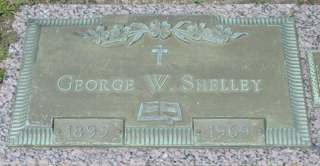 George Walker Shelley