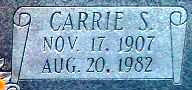 Carrie S. Able
