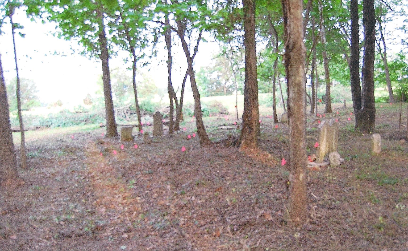 Sand Hill Cemetery