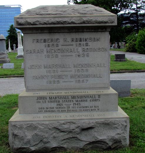John Marshall Mendinhall