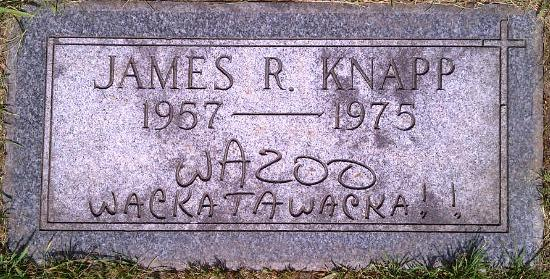 James Robert Knapp