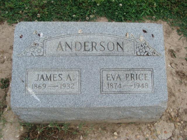 James Albert Anderson