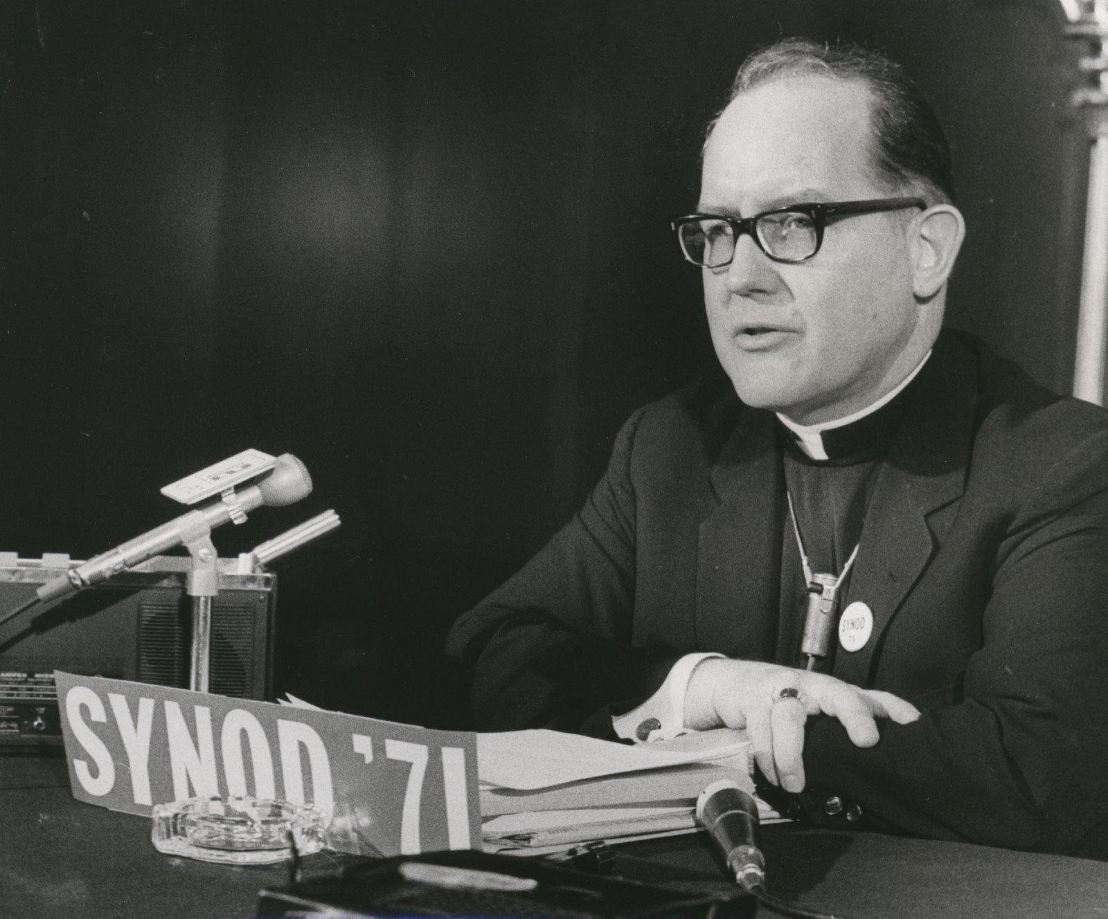Image result for archbishop leibold