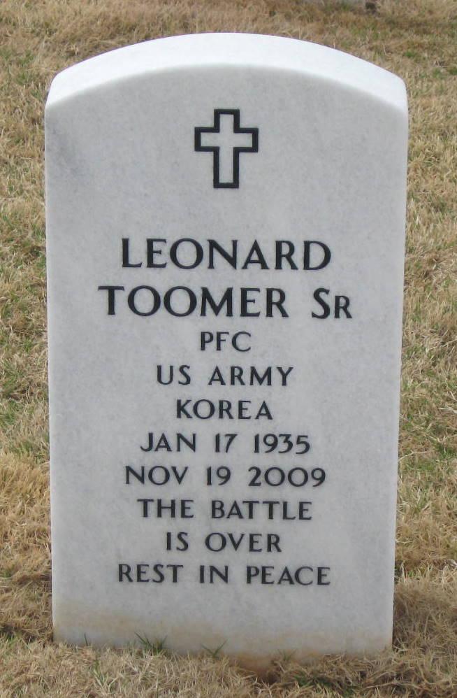 Leonard Toomer, Sr