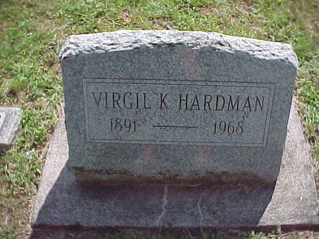 Virgil Kelley Hardman