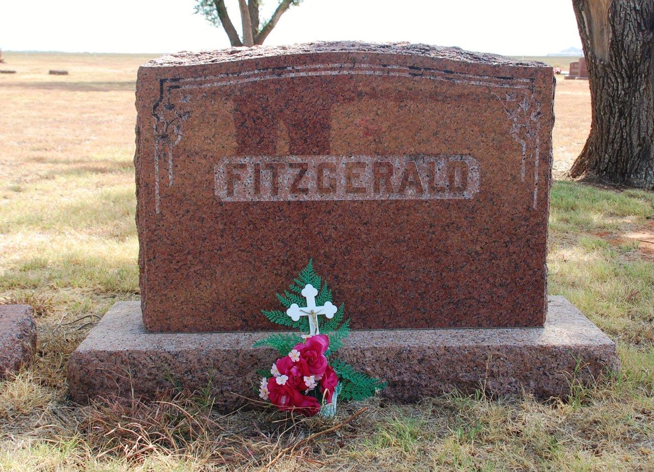 Emily Elizabeth Emma <i>Grafton</i> Fitzgerald