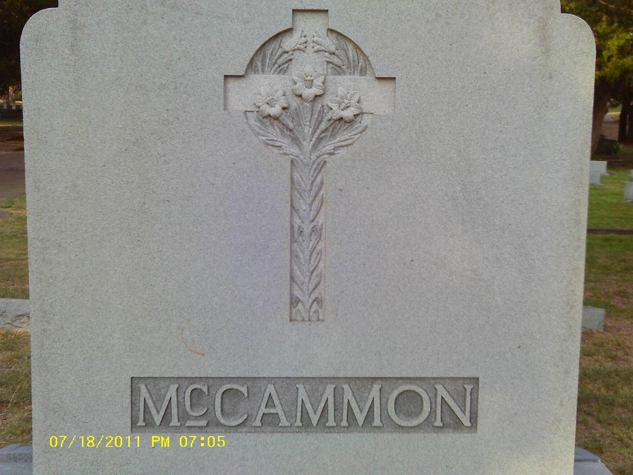 William Perry McCammon