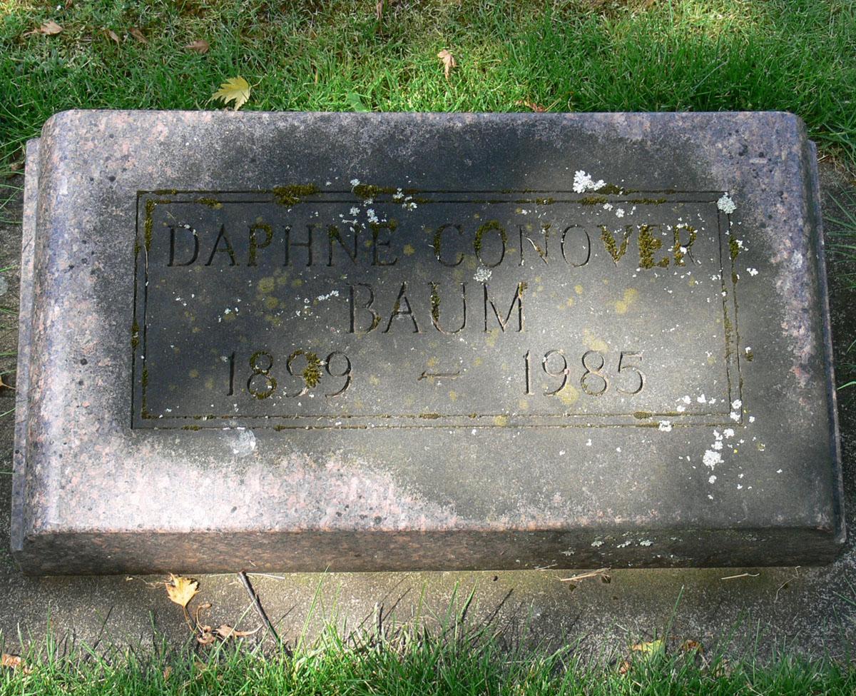 Daphne Conover Baum