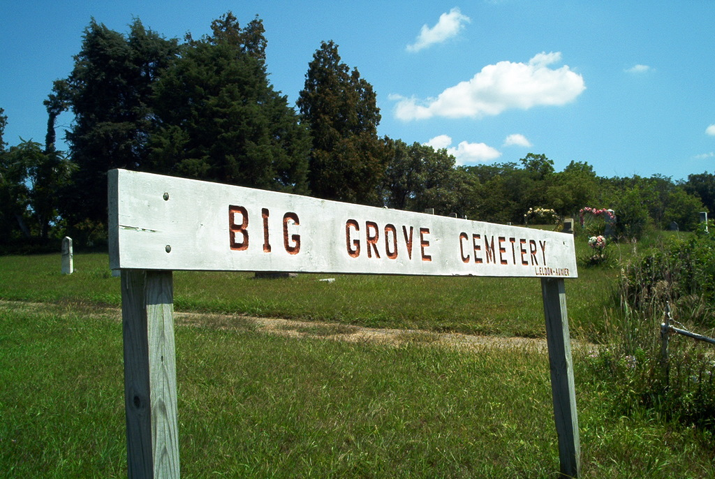 Big Grove Cemetery