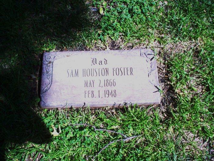 Samuel Houston Foster