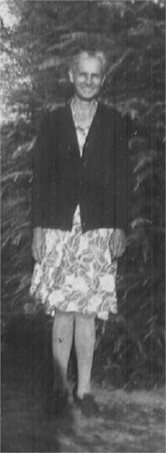 Maudie Lowela <i>Booth</i> Coile