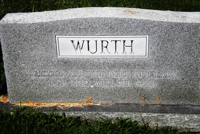 Albert P Wurth