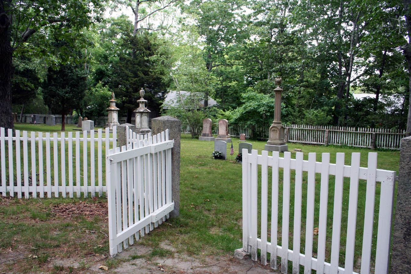 West Chop Cemetery