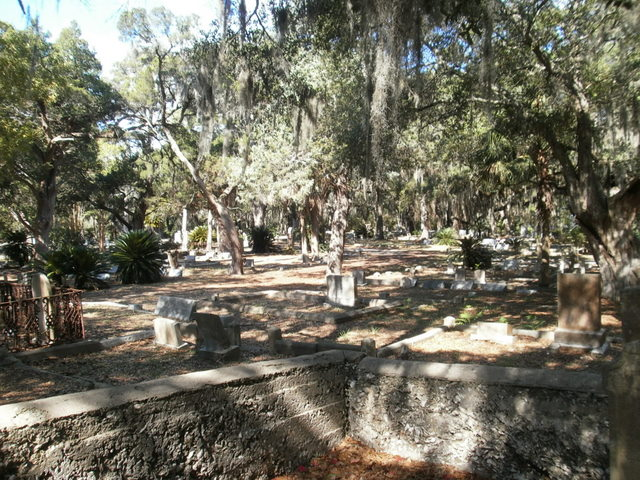 Bosque Bello Cemetery