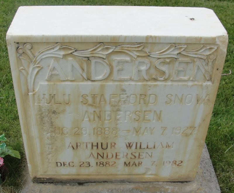 Arthur William Andersen
