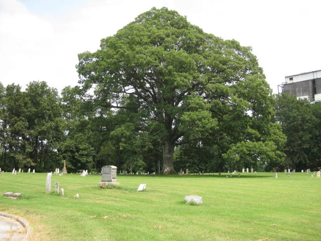 Edwardsport Town Cemetery