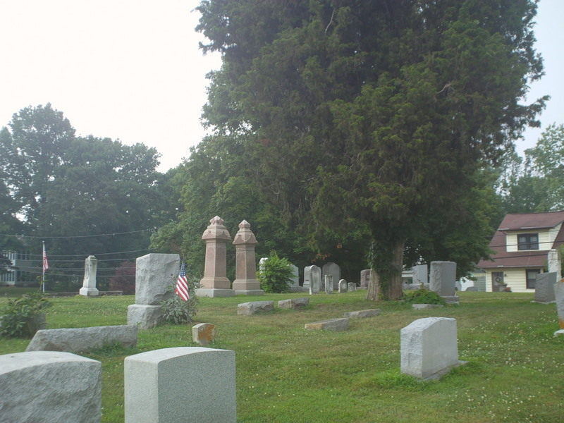 Old Basil Cemetery