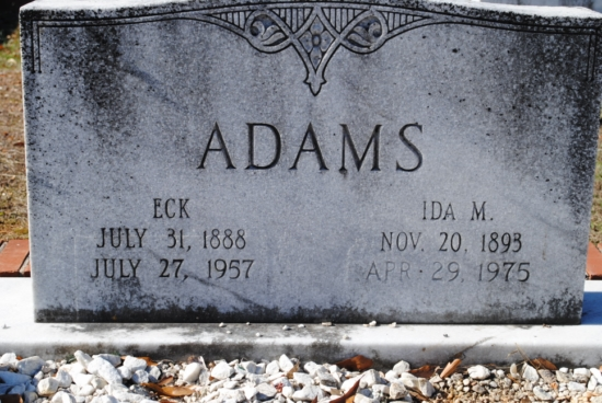 Ector Eck Adams