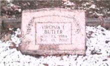 Virginia L Butler