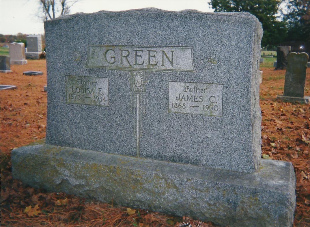 James Columbus Green
