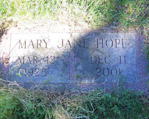 Mary Jane <i>Hosking</i> Hopf