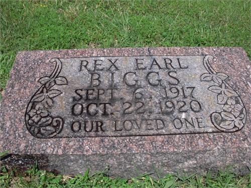 Rex Earl Biggs